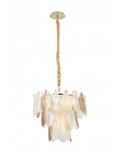 Piekaramā lampa Arwena zelta