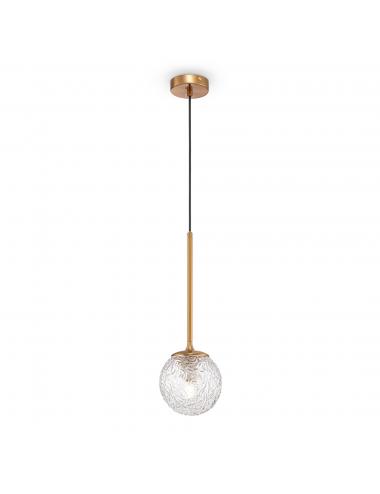 Piekaramā lampa Ligero misiņš