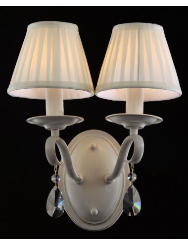 Sienas lampa Brionia bēša
