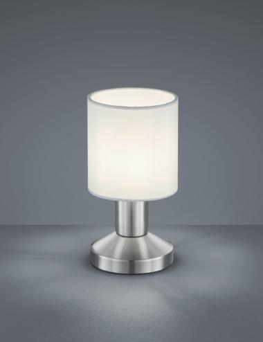 Galda lampa Garda balta