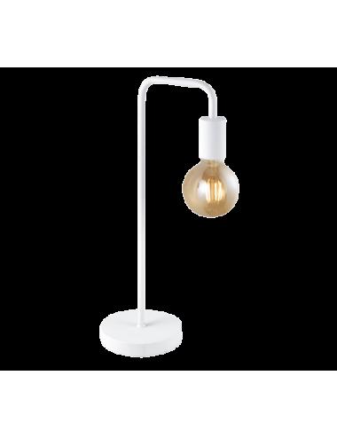Galda lampa Diallo balta