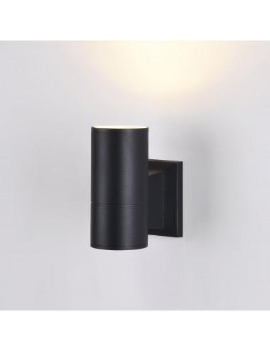 Fasādes lampa ''Bowery'' melna