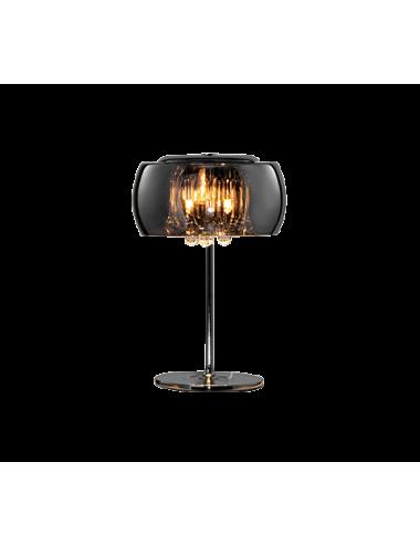 Galda lampa Vapore hroms