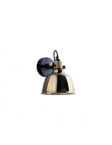 Sienas lampa Amalfi zelta