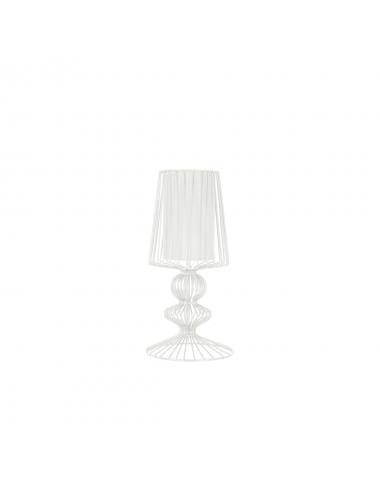 Galda lampa Aveiro balta