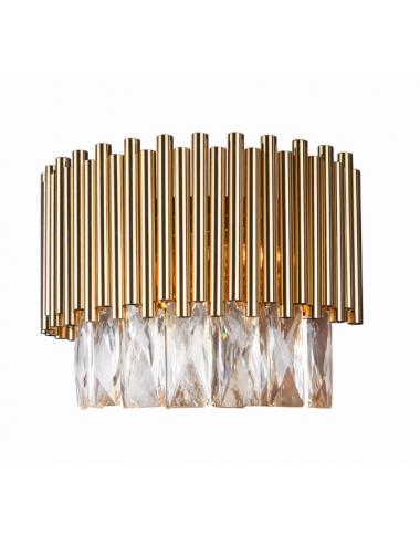 Sienas lampa Passion zelta