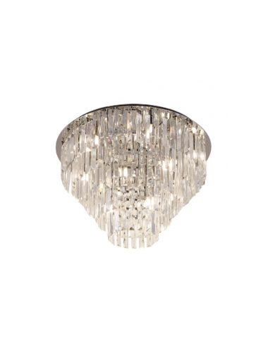 Griestu lampa Monaco hroms
