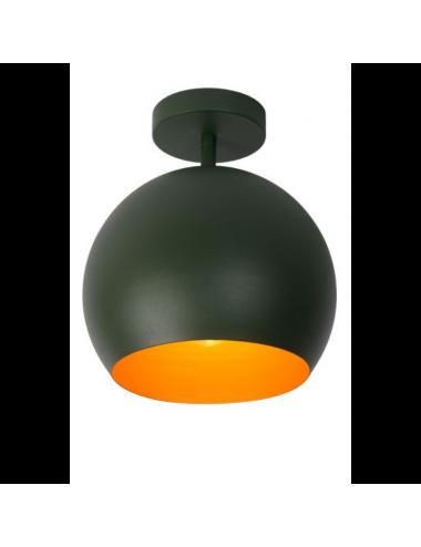 Griestu lampa Bink zaļa