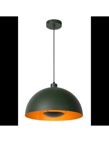 Piekaramā lampa Siemon zaļa