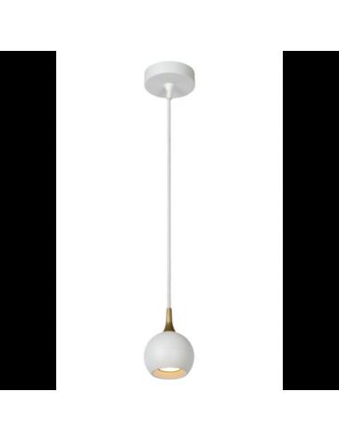 Piekaramā lampa Favori balta