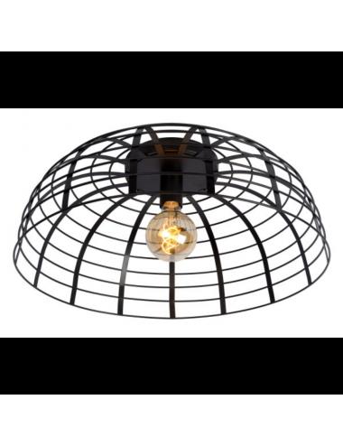 Griestu lampa Elodie melna