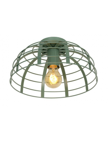 Griestu lampa Elodie tirkīza