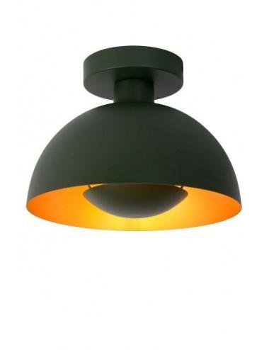 Griestu lampa Siemon zaļa