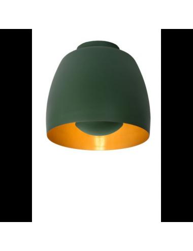 Griestu lampa Nolan zaļa