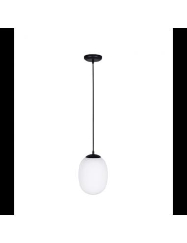 Piekaramā lampa 20268 melna