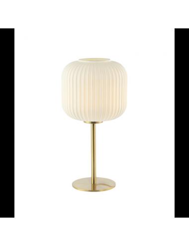 Galda lampa 20252 balta