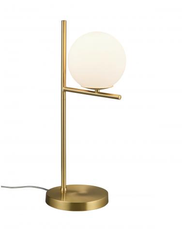 Galda lampa Pure misiņš