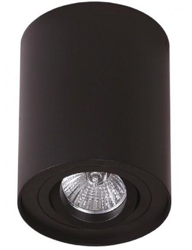 Griestu lampa ''Basic'' melna