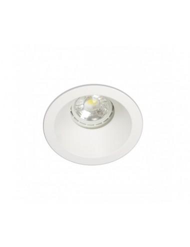 Iebūvējamā lampa ''Dip'' balta