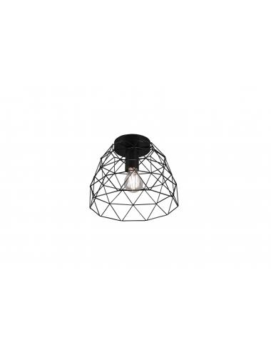 Griestu lampa ''Haval'' melna