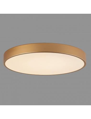 Griestu lampa Orbital zelta