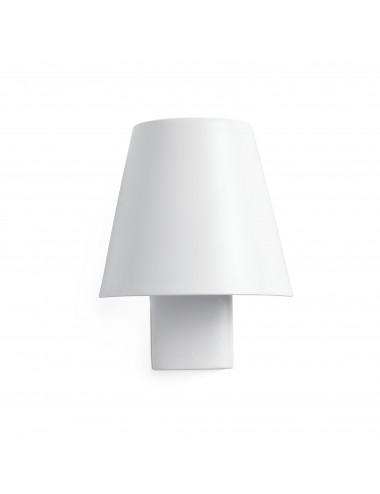 Sienas lampa Le Petit balta