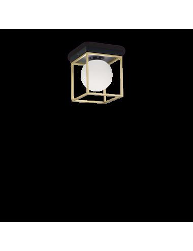 Griestu lampa Lingotto misiņš
