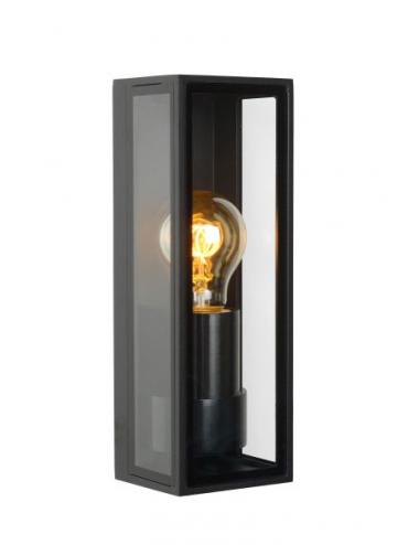 Fasādes lampa ''Ducan'' melna