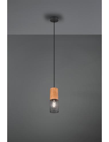 Piekaramā lampa ''Tosh'' melna