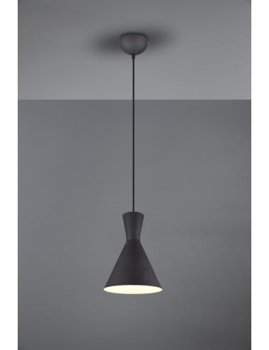 Piekaramā lampa ''Enzo'' melna