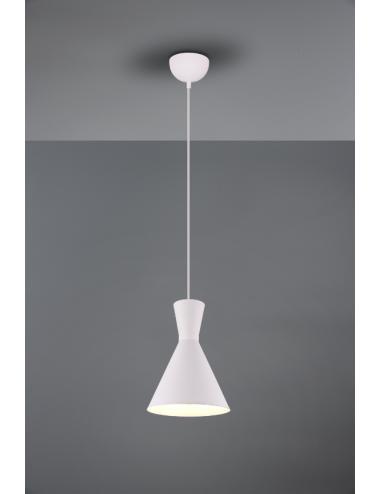 Piekaramā lampa ''Enzo'' balta