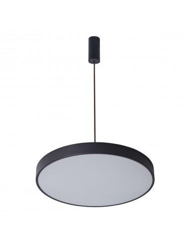 Piekaramā lampa Orbital melna