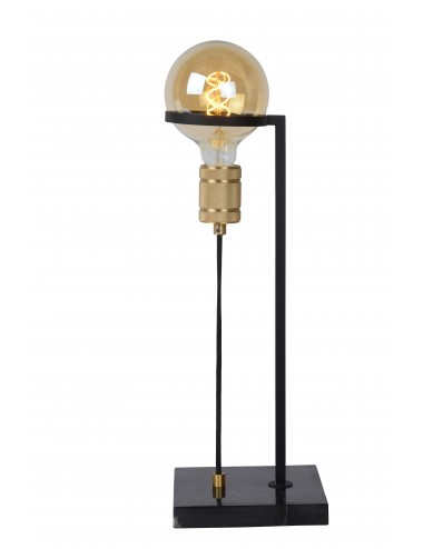Galda lampa Ottelien melna