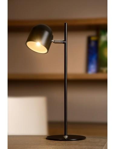 Galda lampa Skanska melna