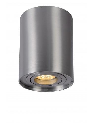 Griestu lampa Tube hroms