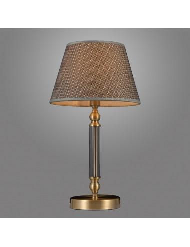 Galda lampa Zanobi pelēka