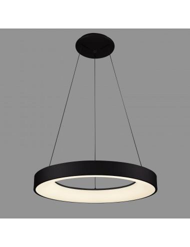 Piekaramā lampa Giulia melna