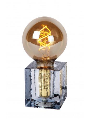 Galda lampa Gelka pelēka