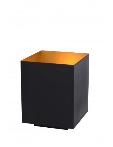 Galda lampa Suzy melna