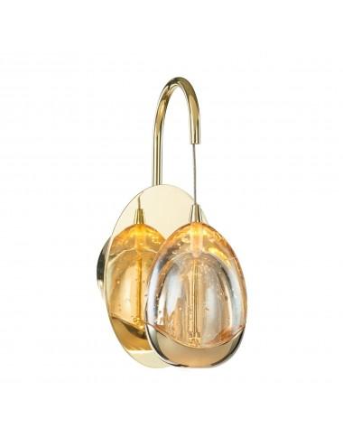 Sienas lampa Huelto zelta