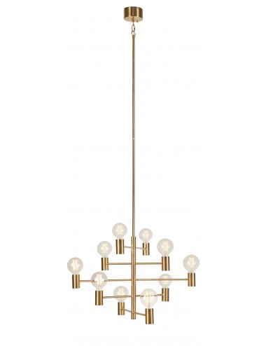 Piekaramā lampa Paris misiņš