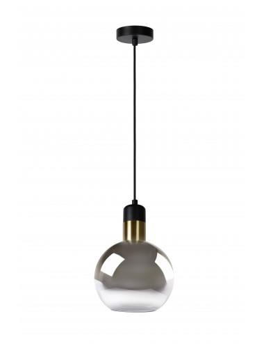Piekaramā lampa Julius melna
