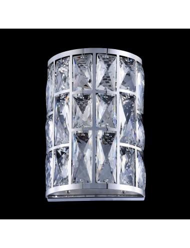 Sienas lampa Gelid hroms