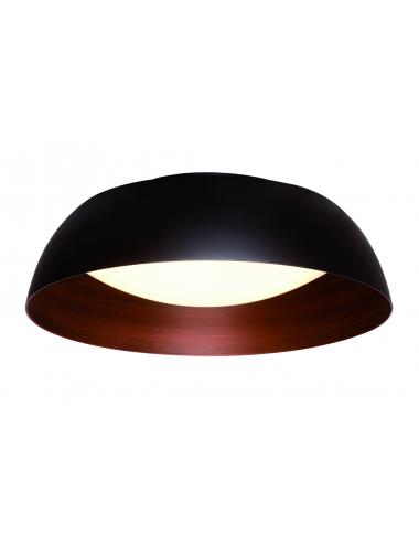 Griestu lampa Chester melna