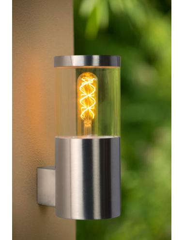 Fasādes lampa Fedor hroms