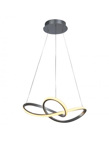 Piekaramā lampa Vita sudraba