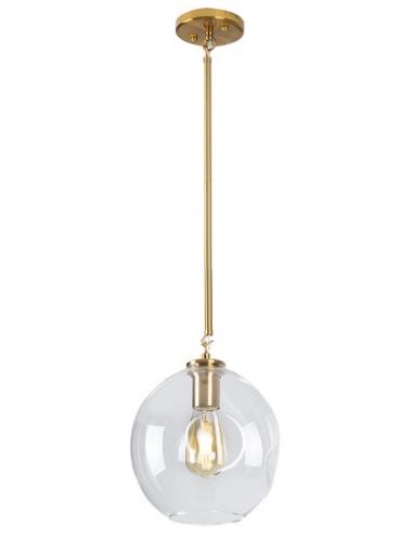 Piekaramā lampa Spirit zelta