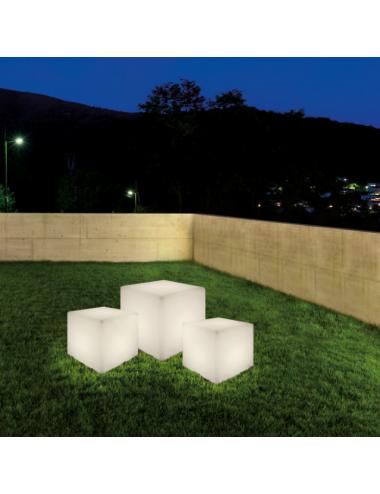 Dārza lampa Cumulus cube M...