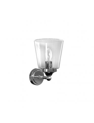 Sienas lampa Bali hroms