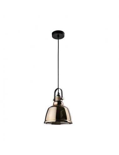 Piekaramā lampa Amalfi zelta